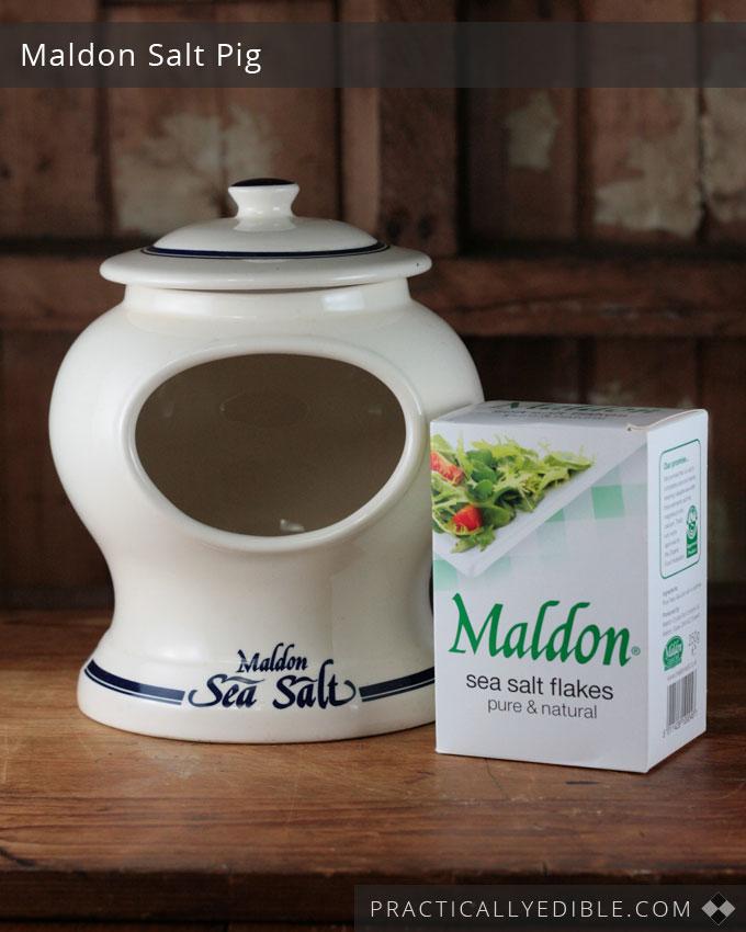 Maldon Salt Pig