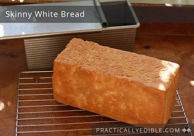 Skinny Homemade Bread