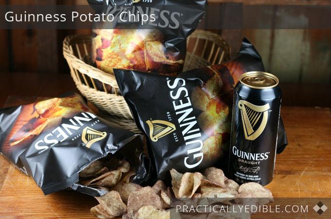 Guinness Potato Chips Bags