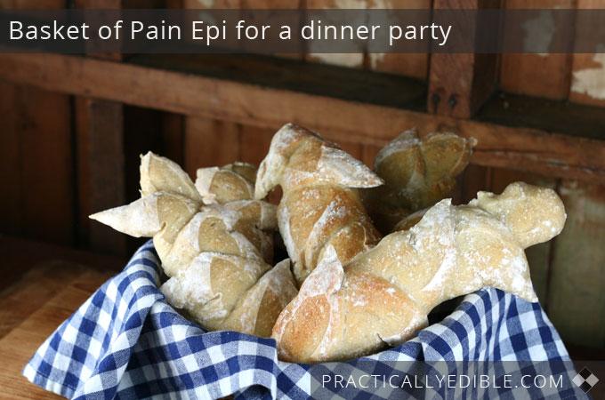 basket of pain epi